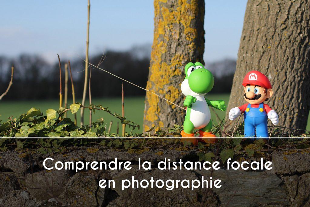 Comprendre la distance focale en photographie
