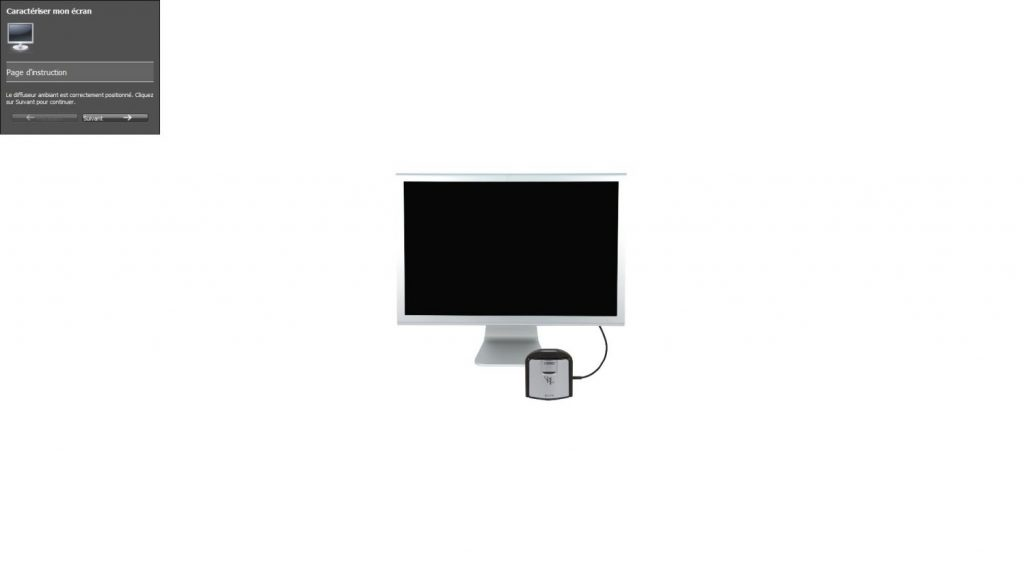 Calibration écran - i1profiler - Fin du traitement des patchs