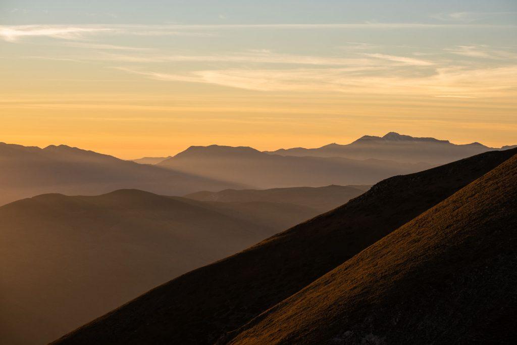 Téléobjectif coucher de soleil - Lumière